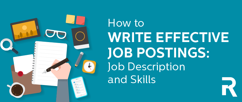how to write a job profile forjobseekers